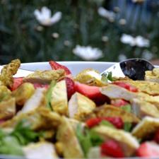 currykanamansikkasal1